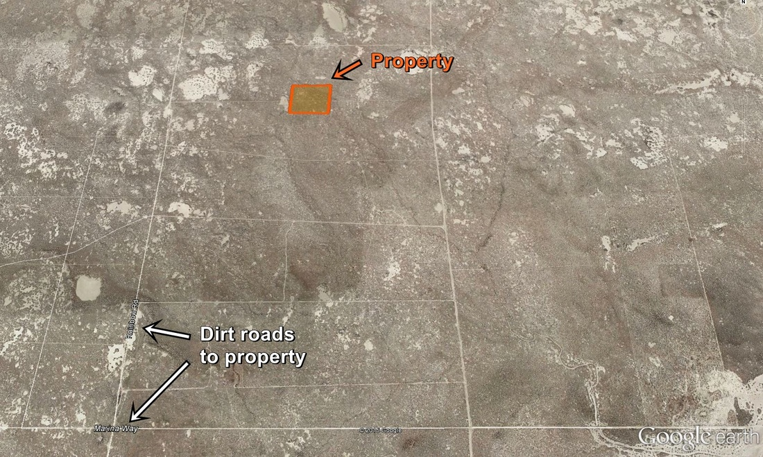 Cheap Nevada ranch land, off grid property