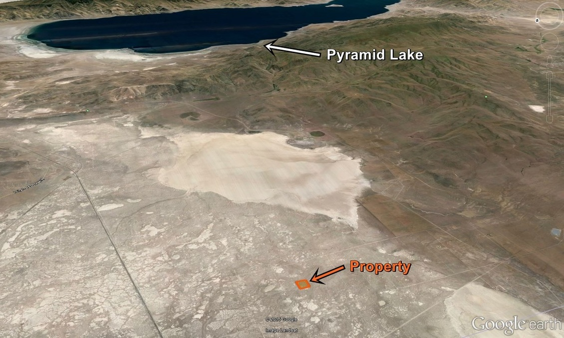 10 acre Property for sale near Pyramid Lake, Nevada