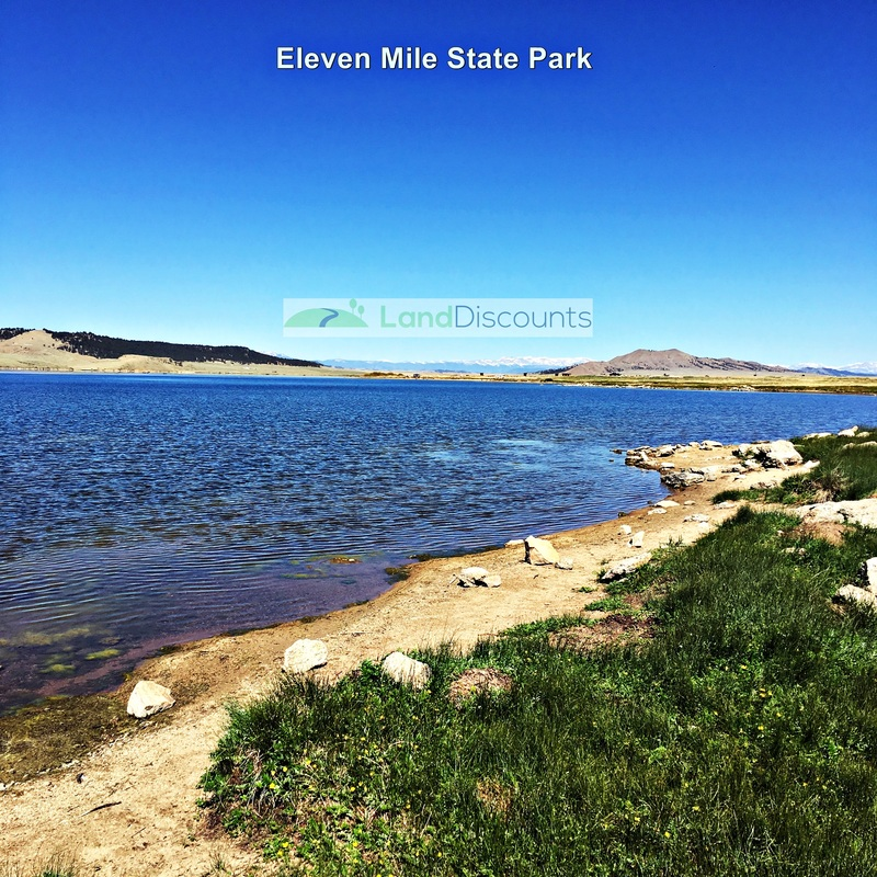 Eleven Mile State Park, Colorado