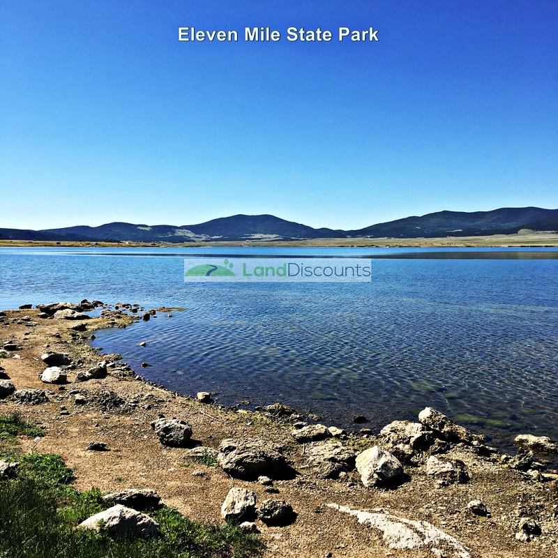 Colorado State Park, Eleven Mile